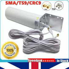 4G /3G LTE Outdoor SMA External Antenna for Huawei B593 B315 B525 E5186 &&