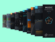 iZotope Music Production Suite 3 Full incl. Ozone9Adv Neutron3Adv Nectar3 RX7