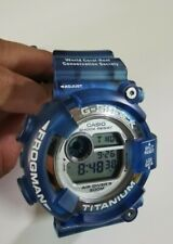 G Shock Frogman DW-8201 WC (watch only, keeper bukan asal)