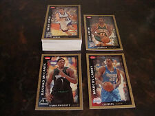 2008-09 Fleer Basketball---Glossy---Lot Of 36---No Dupes---Multi Lots---NrMt