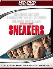 Comedy-Sneakers (HD-DVD, 2007, Widescreen)-Robert Redford- HD Player Only.