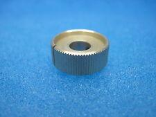 NOS DYNACO Small Dual Knob - REAR - CHAMPAGNE (Gold) (PAT4/PAT5): P/N 764235
