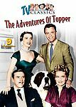 TV Comedy Classics: The Adventures of Topper:  9 Episodes (DVD, 2008)