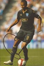 PORTSMOUTH * ARMAND TRAORE SIGNED 6x4 ACTION PHOTO+COA