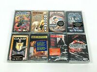 Lot 8 Cassette Tapes Louisiana NEW ORLEANS G Rap Hip Hop Master P Skull Duggrey