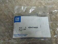 NOS GM 20474099 DOME LAMP LENS CHEVROLET IMPALA SS CAPRICE OLDSMOBILE 88 98 T-36