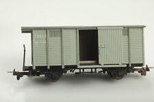 H0e Liliput hübscher gedeckter Güterwagen S.K.G.L.B. 1109 Schmutz/Kratzer OVP