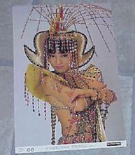 Princess Tenko poster (Magic Hands Germany, 1990's)-magic's great stars Tmgs