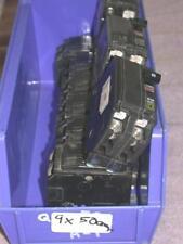 9x Square D 50 amp 50A 50-A 1 pole Qo circuit breaker Free S&H