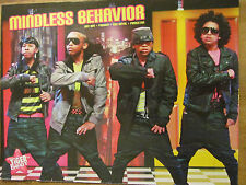 Mindless Behavior, Ross Lynch, Austin and Ally, Double Full Page Pinup