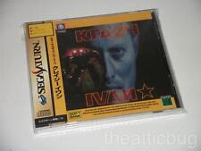 Sega Saturn ~ Krazy Ivan ~ Japanese NTSC-J ~ T-18605G