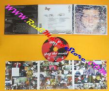CD CAPPO Spaz The World 2003 Uk ZEBRA TRAFFIC  DIGIPACK no lp mc dvd (CS12)