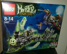 LEGO Monster Fighters - The Ghost Train (9467) - Brand New in Box - Sealed
