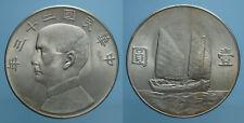 CINA DOLLARO 1937/23° REPUBBLICA qFDC