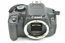 Canon EOS Rebel T4i / EOS 650D 18.0MP Digital SLR Camera - Shutter Count: 4292