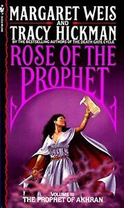 The Prophet of Akhran by Margaret Weis (Paperback, 1987)