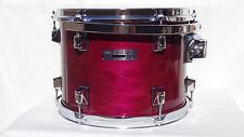 New Taye Drums TourPro 12x9 Rack Tom In Purple Heart Finish