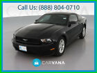 2010 Ford Mustang Coupe 2D Traction Control ABS (4-Wheel) Power Steering Tilt Wheel Stability Control Power