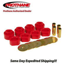 Prothane 1973-1978 Charger Coronet Roadrunner Sub Frame Body Mount Kit 4-101