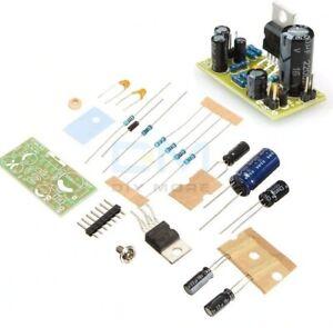 18W Audio Amplifier   9 - 24V    PCB DIY Project Kit
