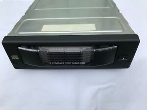 Genuine Alpine BMW 6 CD Changer P/N 65126938975 From 2004 530i E60 Made in Japan
