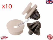 10X Interior Trim Panel and Door Card Clips For Renault Clio Trafic Megane