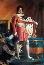 Portrait of Joachim Murat, King of Naples Art A0 A1 A2 A3 A4 Photo Poster