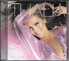 CD: Thalia — Valiente (c/ Natti Natasha; Lali; Gente de Zona; Fonseca; Dabruk)