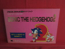 SONIC THE HEDGEHOG 2 Official Guide Book / SEGA Genesis
