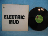 Muddy Waters, Electric Mud, Cadet Concept Records LPS 314, 1968, Blues, Psych