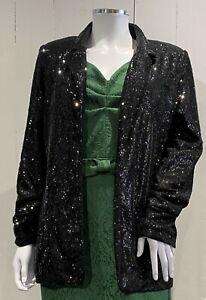 Women's David Lerner Sequin Jacket