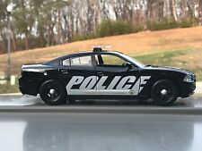 University Of Tennessee custom Police diecast charger Motormax 1:24 scale