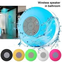 Mini Universal Bluetooth Wireless Portable Waterproof Speaker - Shower, Outdoor