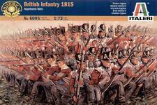 Italeri 1/72 Napoleonic British Infantry 1815 # 6095