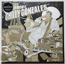 CHILLY GONZALES - THE UNSPEAKABLE VINYL RECORD SEALED