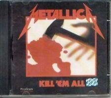METALLICA KILL 'EM ALL BRAND NEW SEALED CD