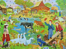 .PUZZLE..JIGSAW..SOLOMON...Indian Summer Sunset .300pc..Factory Sealed.