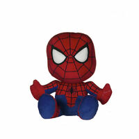 "OFFICIAL MARVEL COMICS SPIDERMAN LARGE 12"" PLUSH SOFT TOY TEDDY NEW STYLE BNWT *"