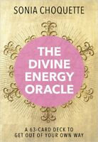 The Divine Energy Oracle by Sonia Choquette (NEW & Sealed)