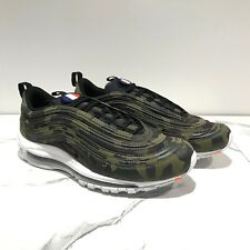 Nike Air Max 97 Premium Country Camo French Edition UK9 US10 (Deadstock)