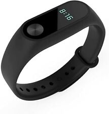 For Xiaomi Mi Band 2 Strap Bracelet Strap Miband Replacement Solid Color Silicon