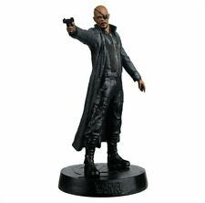 MARVEL MOVIE COLLECTION Eaglemoss NICK FURY - FIGURINE OVP in Box