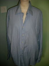 Striped Button Cuff Formal Shirts for Men