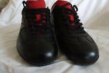 Brand New Like Men's Hugo Boss Ultra Light Leather Sneakers RED LABEL
