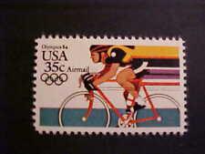 Scott # C- 110 Cycling Unused OGNH