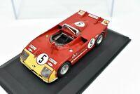 Miniature voiture auto 1/43 Alfa Romeo 33 TT3 N.5 Targa Florio diecast Racing