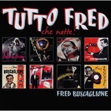 FRED BUSCAGLIONE - TUTTO FRED CHE NOTTE -2CD