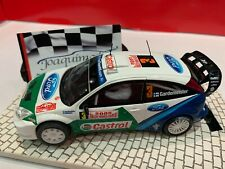 "SCALEXTRIC FORD FOCUS EXCLUSIVO ANALOGICO   ""ENVIO GRATIS!!!!!"