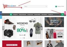 Full Featured Multi Purpose Muti Vendor Ecommerce Web Free Hostinginstallation