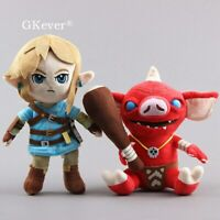 Legend of Zelda Plush Toys Link Bokoblin Stuffed Doll Game Figures Cute Gift